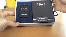 Unboxing Paj Gps Tracker