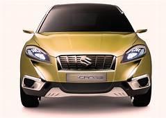 Indonesian Autocarsblogspotcom Suzuki S Cross Concept