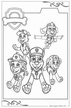 Malvorlagen Paw Patrol In Cat Coloring Pages For Sketch Coloring Page