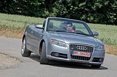 Audi Tt Schwachstellen - audi a4 cabrio b7 gebrauchtwagen test autobild de