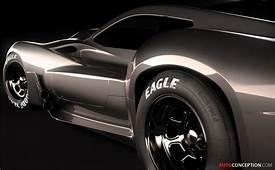 Muscle Car Concept Shelby Coupe  AutoConceptioncom
