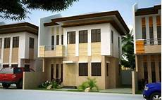 ricardo two storey modern with firewall phd ts house house firewall