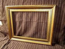 goldener bilderrahmen goldener gem 228 lderahmen bilderrahmen prunkrahmen spiegel