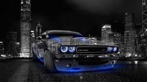 Dodge Challenger Muscle Crystal City Car 2014  El Tony