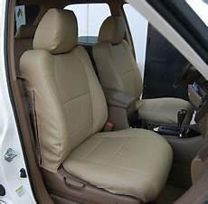 acura mdx 2001 2006 leather like custom fit made seat