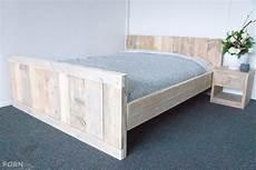 Bauholz Bett Esther I Doppelbett Hergestellt Aus Echtem