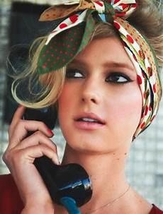 bandana cheveux femme quel type de bandeau cheveux pour votre coiffure