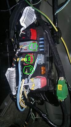 Boitier Bsr Siemens Bsca 0100 Branchement
