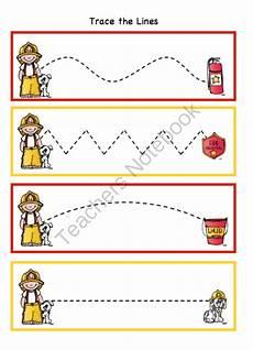 preschool printables fireman toddler printable learning activities pinterest preschool