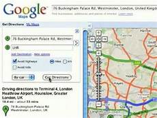 maps uk draggable driving directions