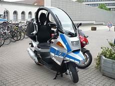 Bmw Motorrad Hannover - bmw c1 der landespolizei niedersachsen im mai 2009 in