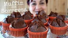 cioccolato fatto in casa da benedetta muffin al cioccolato con sorpresa ricetta facile chocolate muffin easy recipe youtube