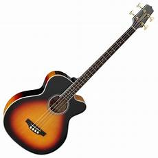 Takamine Gb72ce Bsb G Series Acoustic Electric Bass In