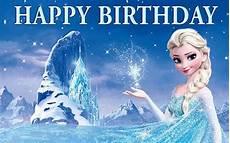 malvorlagen frozen happy birthday disney frozen birthday banner elsa and castle