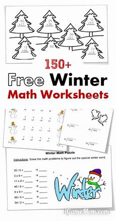 winter algebra worksheets 19953 150 free winter math printable worksheets