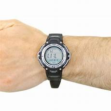 prezzi orologi casio casio pro trek orologio da uomo nero sgw 100 1vef it