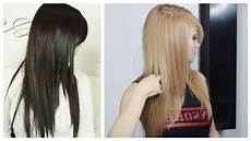 dying hair lighter with box dye how to lighten hair at home without adding by
