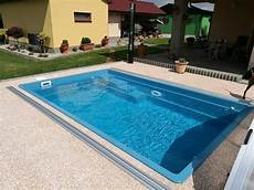 coral smart glass composite pool 4 6m x 3 0m x 1 2m my