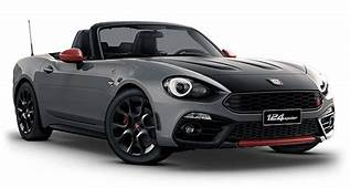 Abarth Cars UK  595 124 Spider Fiat Sports