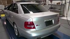 spyder auto installation 1996 2001 audi a4 s4 sedan led tail lights youtube