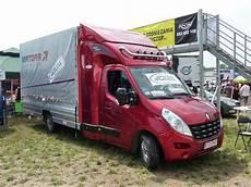 pokazowe renault master heavy truck od firmy wejkama