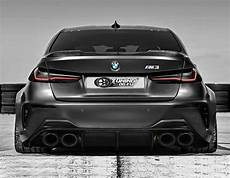 2020 bmw g80 preview 2020 bmw m3 g80 with widebody kit