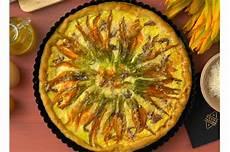 torta salata con fiori di zucca torta salata estiva con fiori di zucca e grana padano