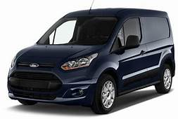 The 2016 Ford Transit Connect Is An Everyday Van