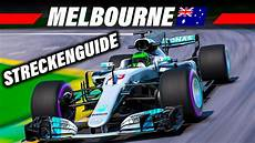 F1 2017 Streckenguide Melbourne Australien Formel 1