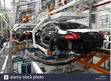 Audi Werk Neckarsulm - audi ag assembling of an a8 model neckarsulm germany