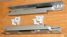 Undermount Slide Hardware by Pair Of 15 Quot Extension Undermount Soft Drawer