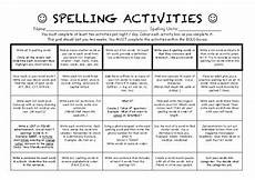 spelling matrix worksheets 22471 spelling activities for homework middle higher ability mash ie
