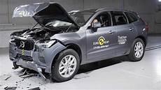 volvo xc60 becomes safest car after ncap crash test