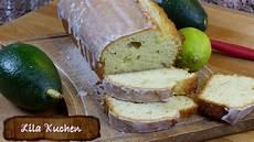 Zitronenkuchen Mit Zitronensaft - avocado zitronenkuchen mit gu 223 bester r 252 hrteigkuchen