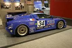 carrosserie le mans bugatti eb 110 ss le mans chassis 39016 2006 retromobile