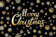 merry christmas gold glittering graphics creative market