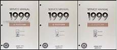 car repair manuals online free 1999 oldsmobile aurora engine control 1999 olds aurora buick riviera repair shop manual original 3 volume set
