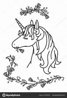 Malvorlagen Unicorn Unicorn Zum Ausmalen Ausmalbilder Fur Euch Malvorlagen
