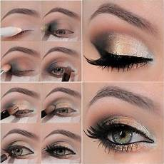 Simple Easy And Best Eye Make Up Tutorial Just Bridal