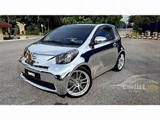 toyota iq 2013 in kuala lumpur automatic silver for rm