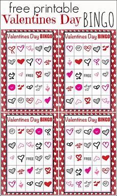 s day bingo printable free 20509 free printable valentines day bingo our thrifty ideas printable free
