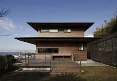 Modern Japanese House Of T Residence By Kidosaki