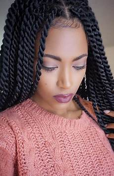 Big Twist Hairstyles 27 chic senegalese twist hairstyles for the trend