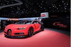 Bugatti Chiron Sport Is Set To Premier At New York Auto