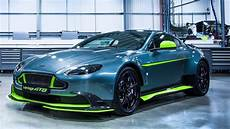 2017 Aston Martin Vantage Gt8 Top Speed