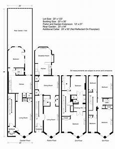 brownstone house plans brownstone floorplan floor plans new york brownstone