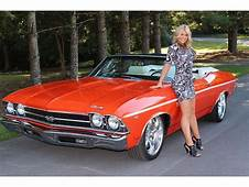 64 Best 1969 Chevelle And Girls Images On Pinterest