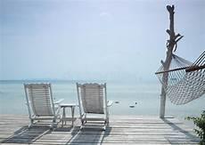 amaca sul mare amaca su una spiaggia tropicale della sabbia sull