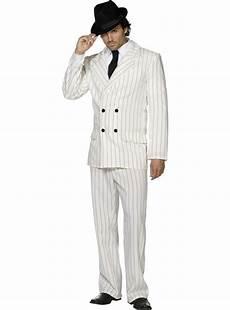 disfraz de g 225 ngster blanco fever para hombre comprar