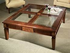 Coffee Tables With Glass Tops